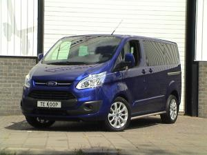 Ford Transit custom LIMITED CHAMPIONS EDITION